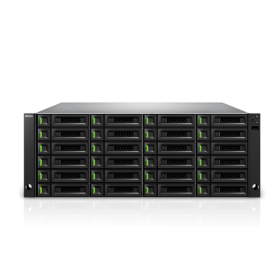 90-D5324D00-EU Qsan SAN XCubeSAN XD5324-D DualCtrl 24x HDD SAS/SATA 12GB - SAN - SAS1