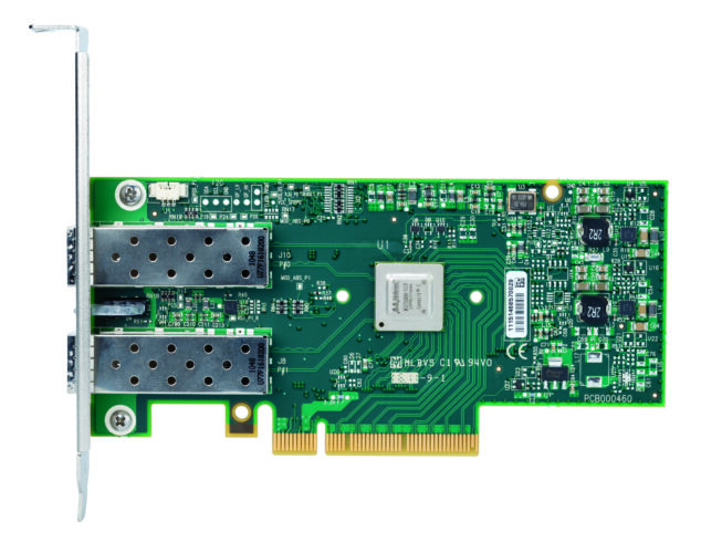 Image of ConnectX-3 Pro EN NIC, 10GbE, 2 x SFP+, PCIe3.0
