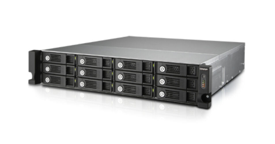 TVS-1271U-RP-i5-16G QNAP TVS-1271U-RP - NAS server